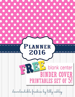 Free Printables from Lilly Ashley