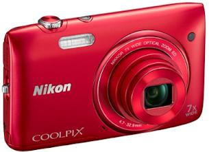 Nikon Coolpix S3400 Software herunterladen