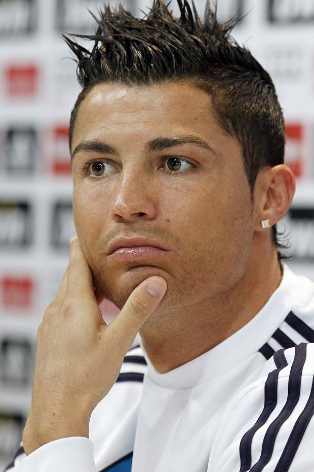 60+ Cristiano Ronaldo Hairstyle from Year to Year ...   C Ronaldo Hairstyle 2012