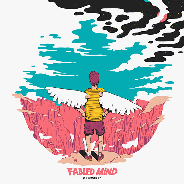 "Skatepunkers Exclusive: Fabled Mind premiere video for new song ""The Promised Land"""
