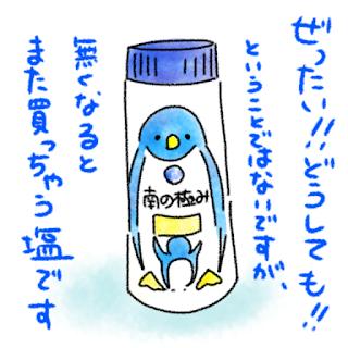©さんがつ日記 塩