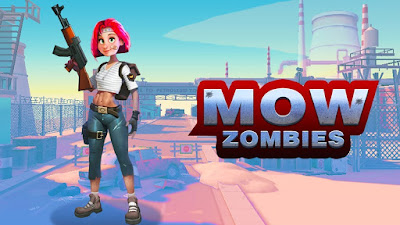 Mow Zombies Apk + OBB Full Download