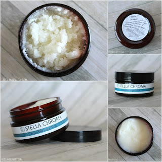 STELLA CHROMA White Russian Emulsified Sugar Scrub | Polish Pickup May 2018