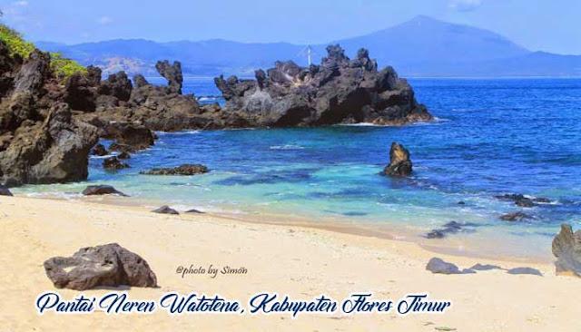 Pantai Neren Watotena