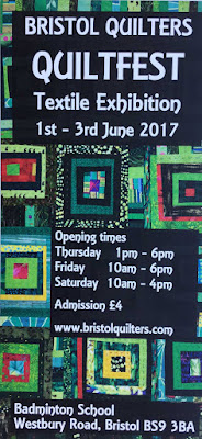 Bristol Quilters Exhibition 2017