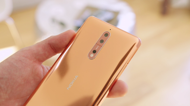 Move Apps from phone memory to SD Card on Nokia 8