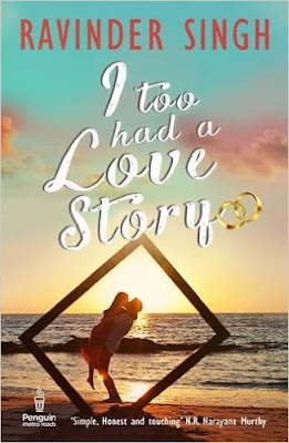 Free Download I Too Had a Love Story by Ravinder Singh Book PDF