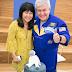 Sáb. 18-03 tem sessão de autógrafos do livro 'O Ceú de Marcos' do astronauta brasileiro, Marcos Pontes.