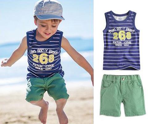 baju anak laki laki usia 1 tahun