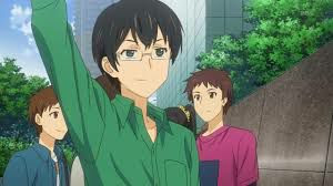Review Anime Golden time