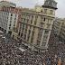 VÍDEO | Cataluña se rebela!: Gigantesca masa de catalanes se rebelan contra Rajoy y la opresión policial