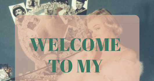 Welcome To My Boudoir by Vintage Ladies