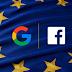 Google et Facebook déjà visés par une plainte après le lancement de la RGPD