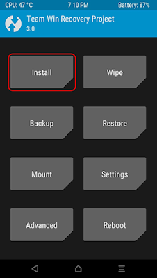 How To Root OnePlus One  And Install TWRP Recovery