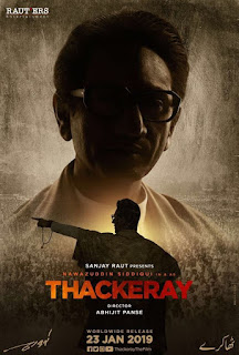 Thackeray (2019) Hindi Movie HDTVRip | 720p | 480p