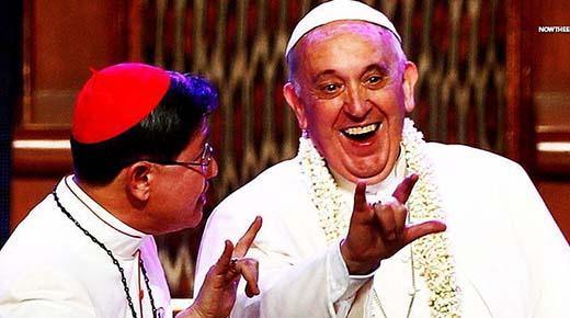Papa Francisco: El diablo es mucho más inteligente que nosotros
