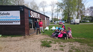 LSURF CLUB sekcja windsurfingu