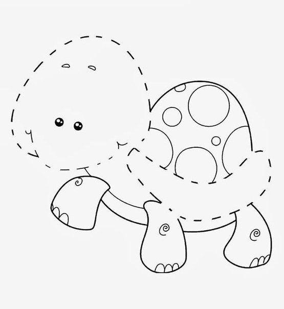 17 Moldes de animalitos para hacer figuras en foami y ...