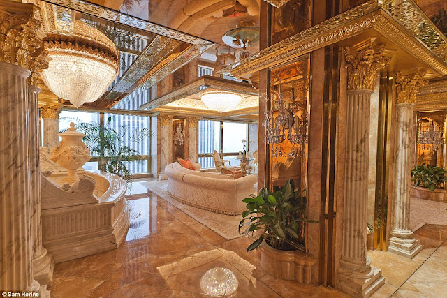 Donald Trump penthouse photo