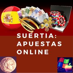 Apuestas en internet con Suertia Spain