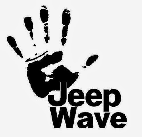 jeep wave rules