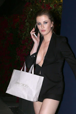 Ireland Baldwin in West Hollywood