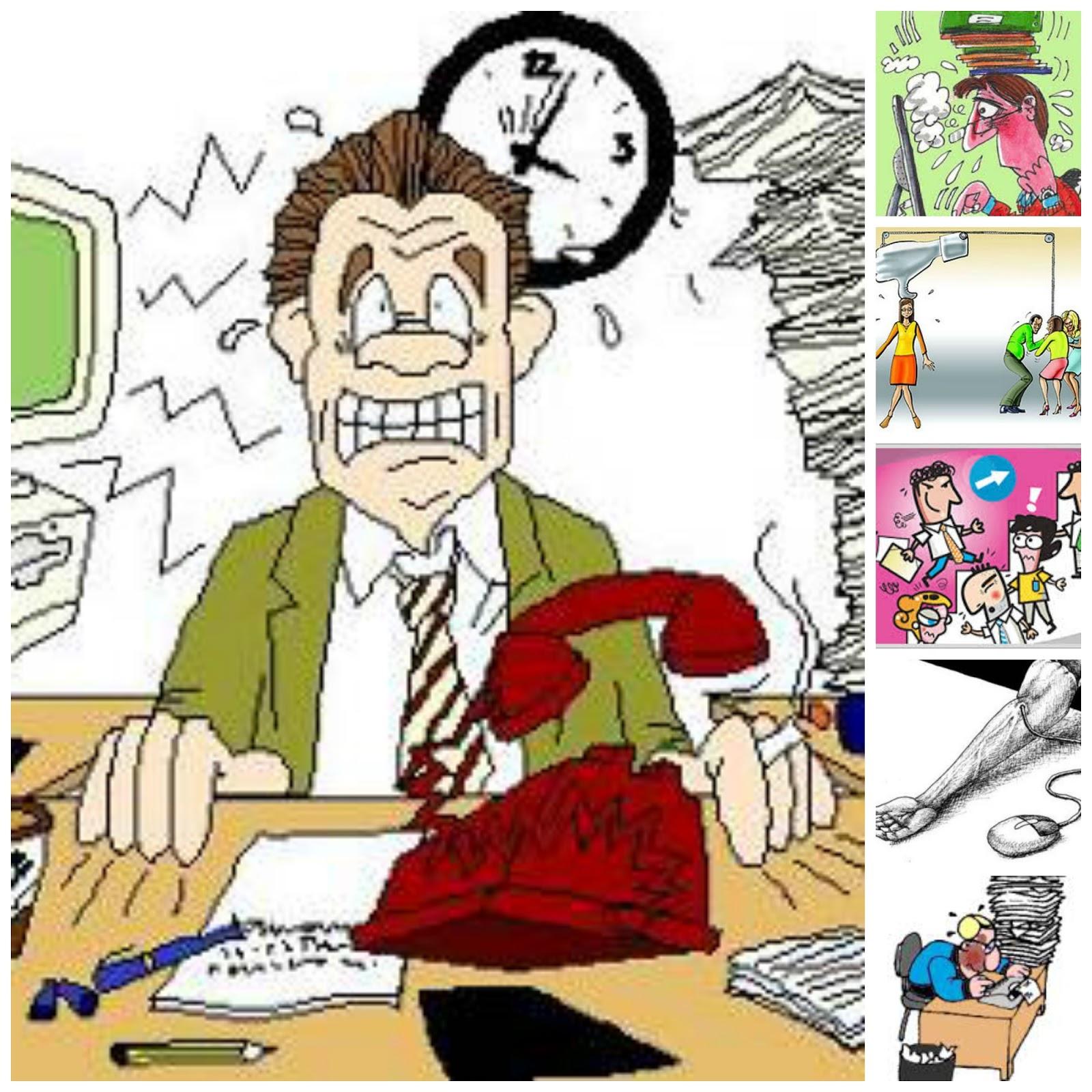 Riesgos Psicosociales Trabajo Y Bienestar Image Mag