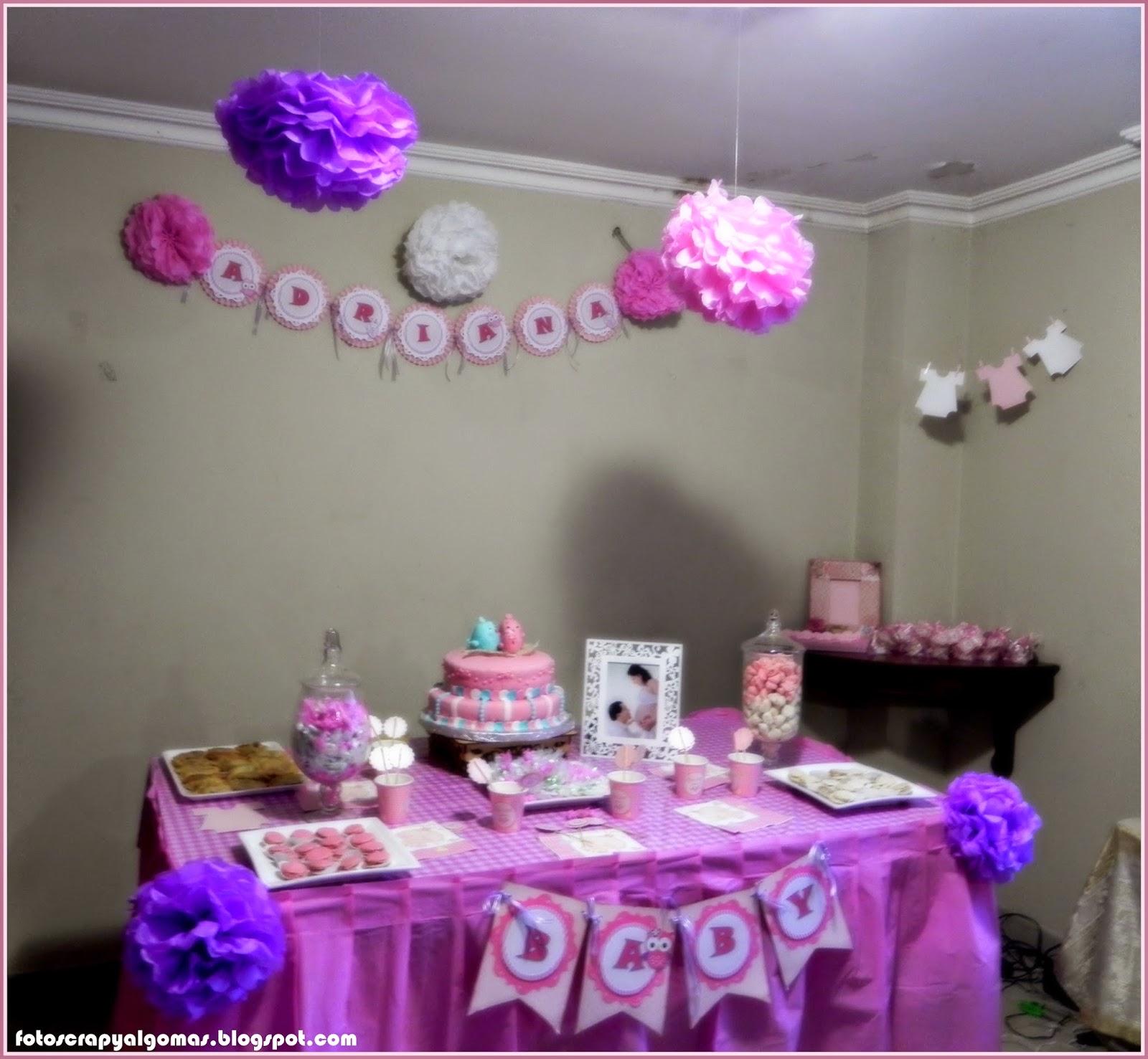Decoracion Mesa De Baby Shower Nina.Decoracion Mesas Para Baby Shower Nina