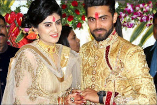 Ravindra Jadeja Engagements