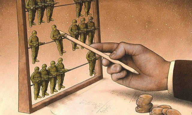 14 σκίτσα που θα σας κάνουν να αμφισβητήσετε τον κόσμο που ζούμε