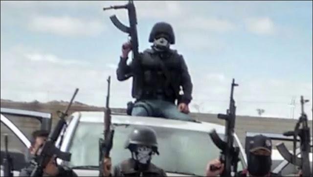 El nuevo grupo criminal en México que enfrenta al CJNG en su bastión.