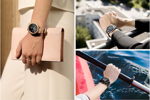 Nuevo reloj smartwatch 2018 de Samsung