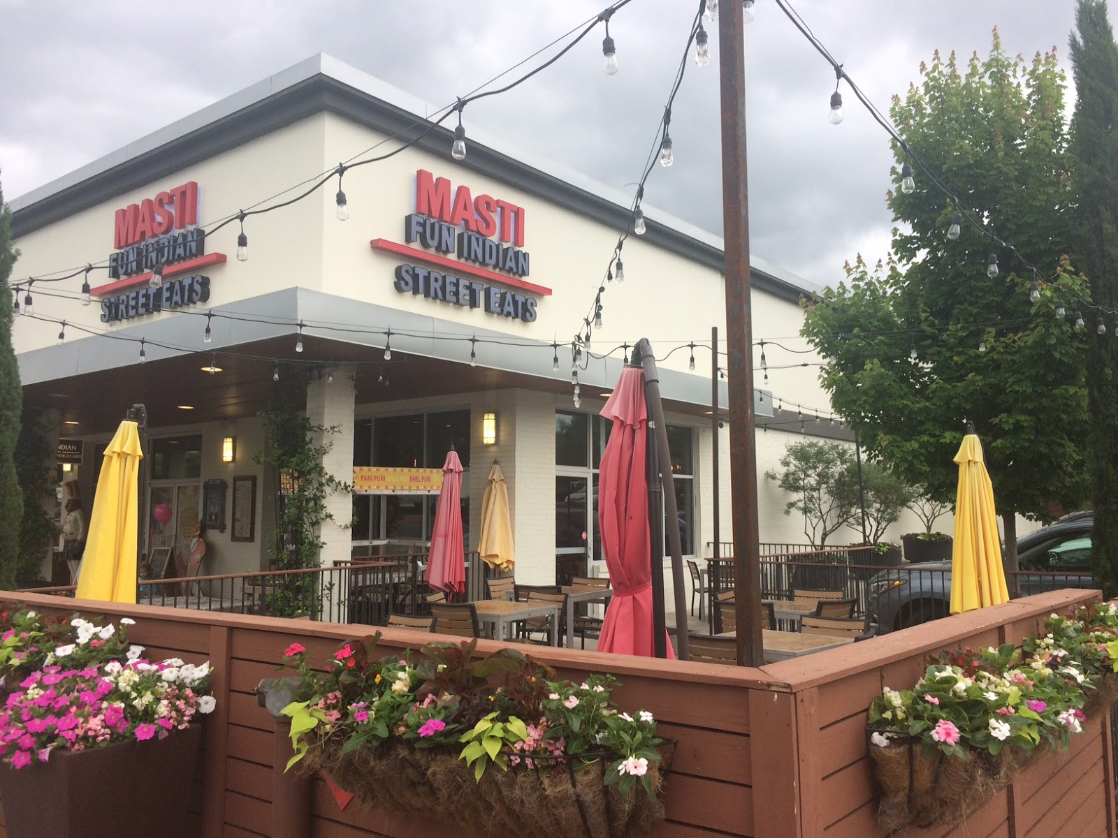 Toco Hills Indian Street Food