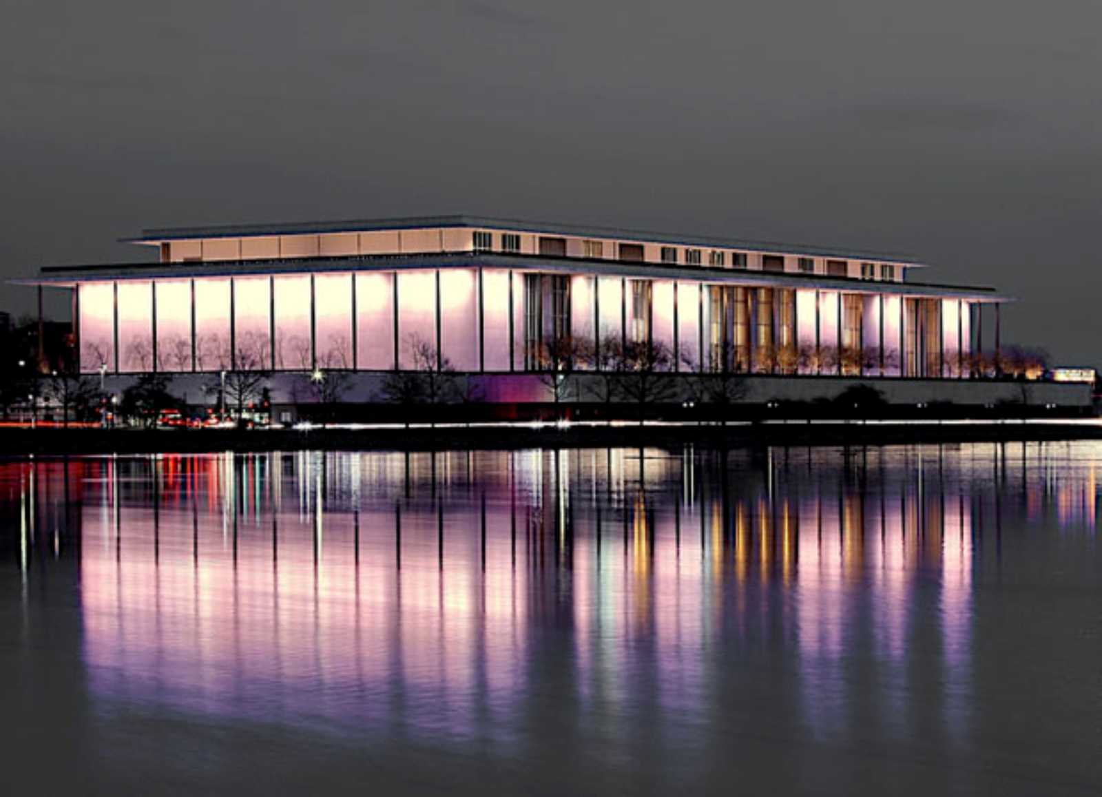 Kennedy Center Expansion By Steven Holl A As Architecture