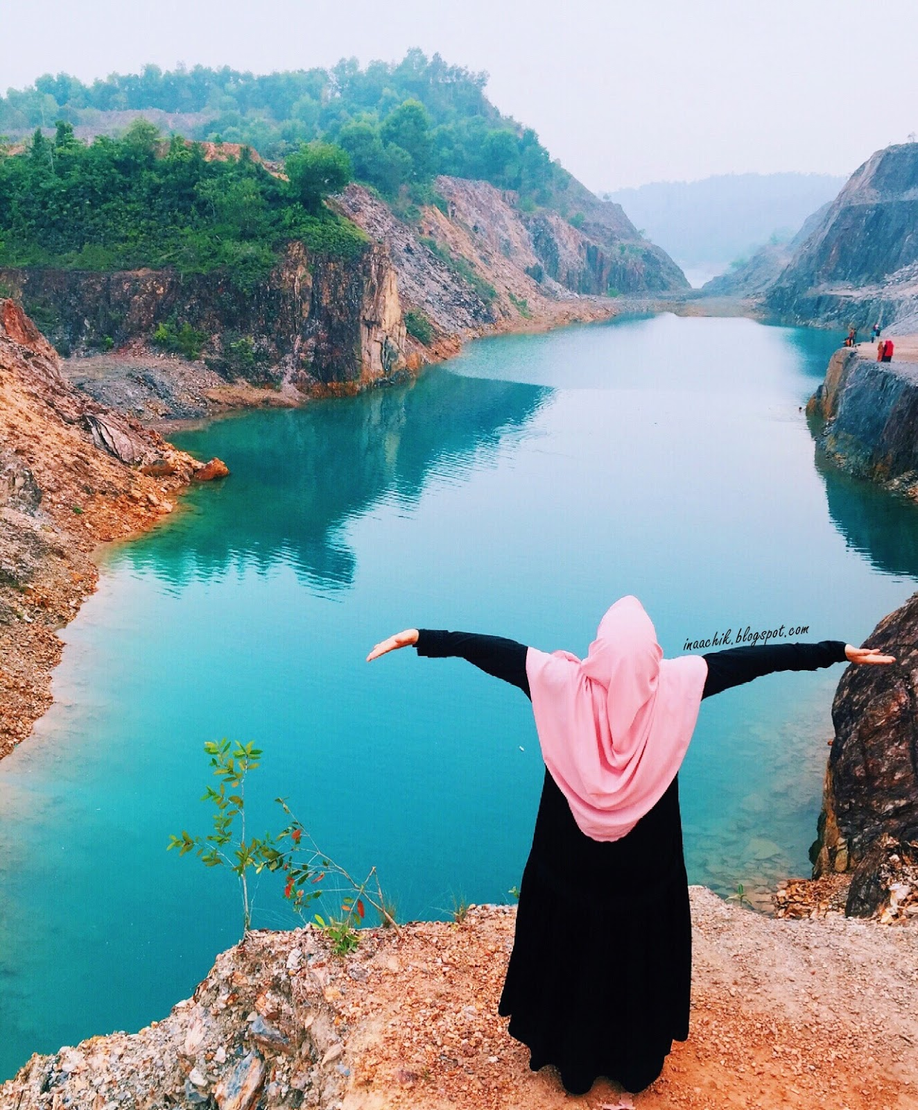 Image result for Tasik Biru rusila