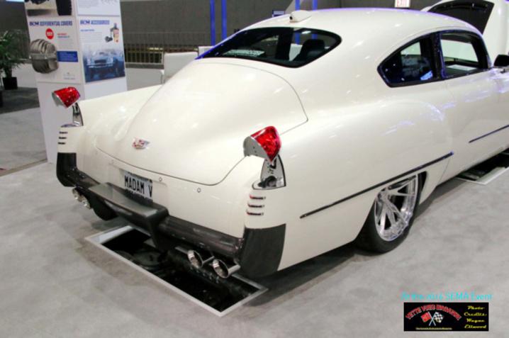 1948 Cadillac called Madam V