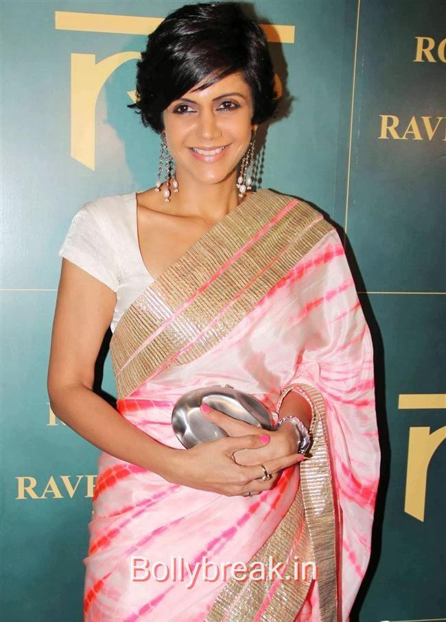 Mandira Bedi, RR Jewellery Line Launch