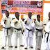 Lemkari Padang Manfaatkan Fasilitas olahraga UBH Kampus3 untuk Ujian KYU,