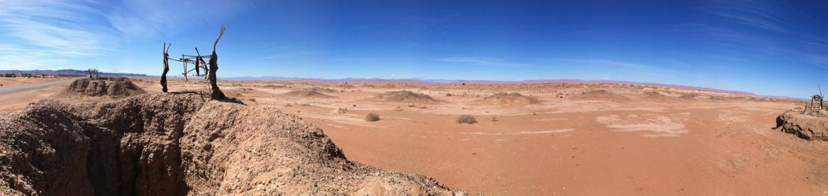 pozos de agua bereberes