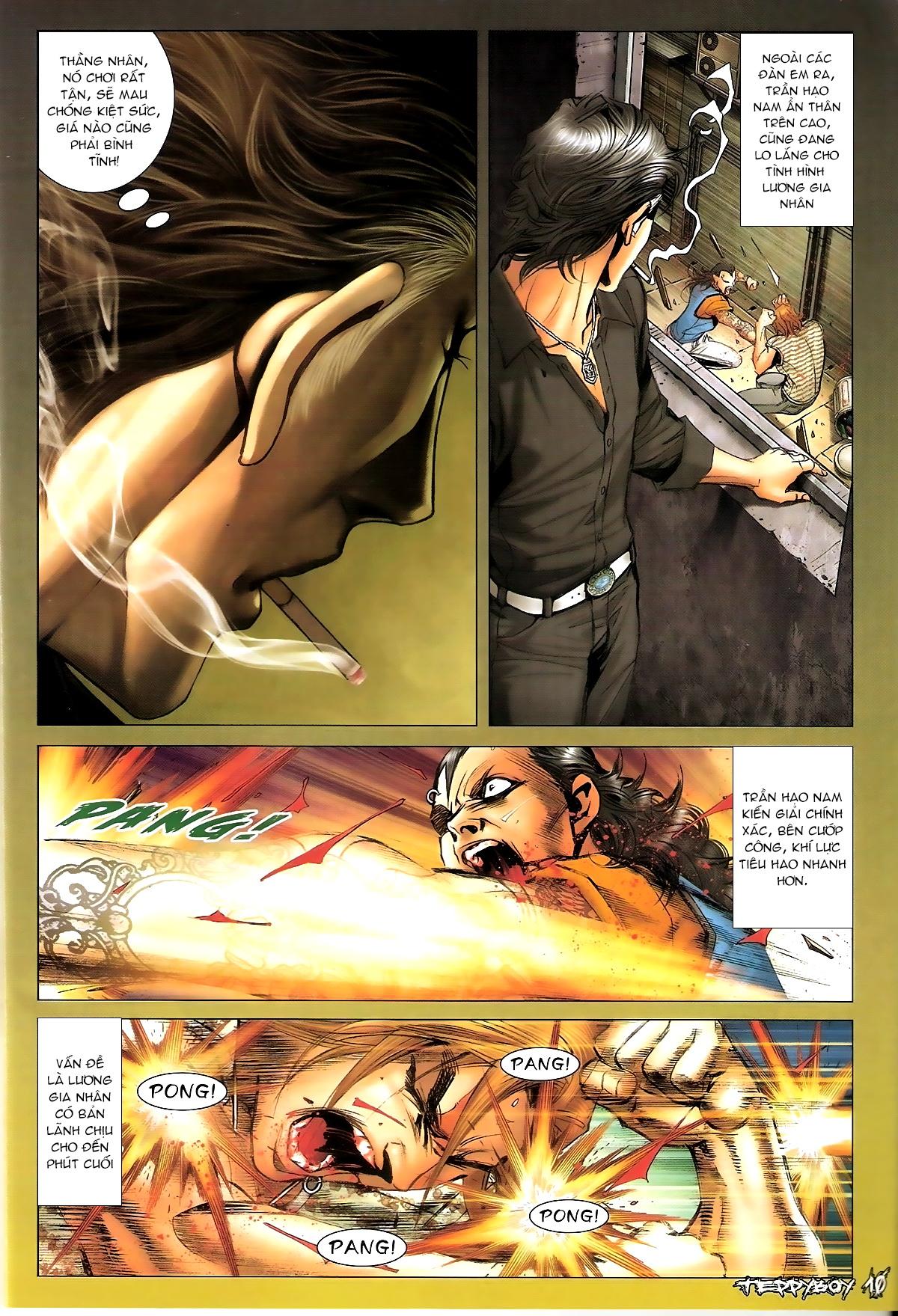 Người Trong Giang Hồ - Chapter 1340: Xảy ra chuyện - Pic 9
