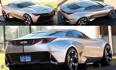 Camaro concept 2017