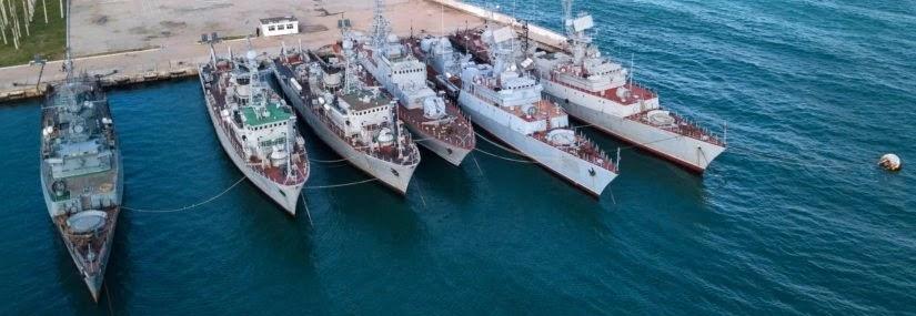 Захоплені РФ кораблі ВМСУ переведуть в Донузлав