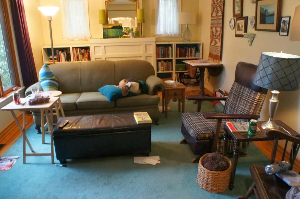 Prairie Home Therapy: November 2013