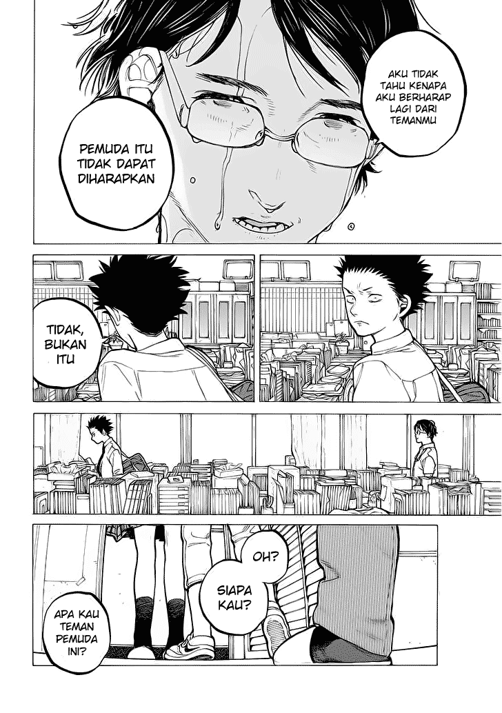 Koe no Katachi Chapter 35-13
