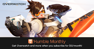 Humble Monthly Bundle - Overwatch