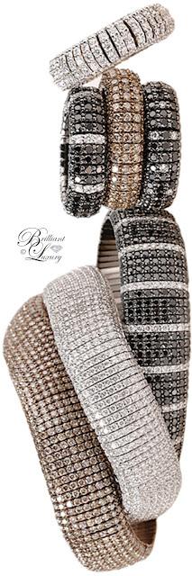 Brilliant Luxury ♦ Roberto Demeglio Giotto Bracelets With Diamonds