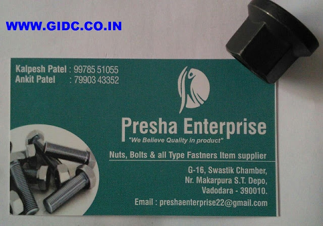 PRESHA ENTERPRISE - 9978551055 7990343352