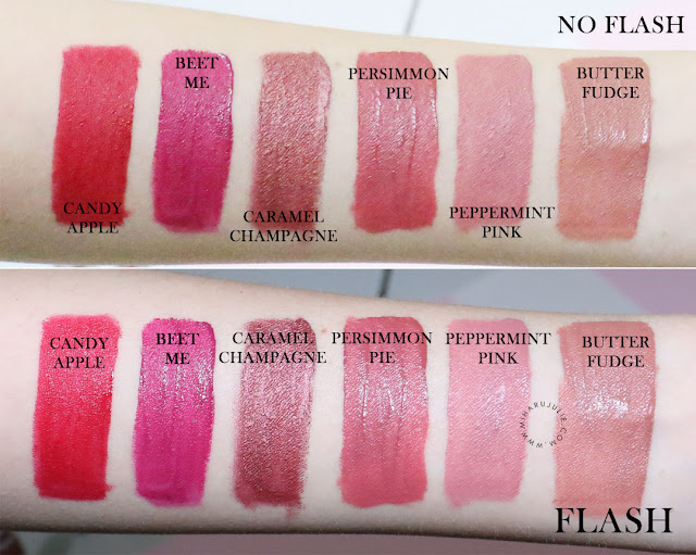 BLP Lip Coat By Lizzie Parra Review & Swatches
