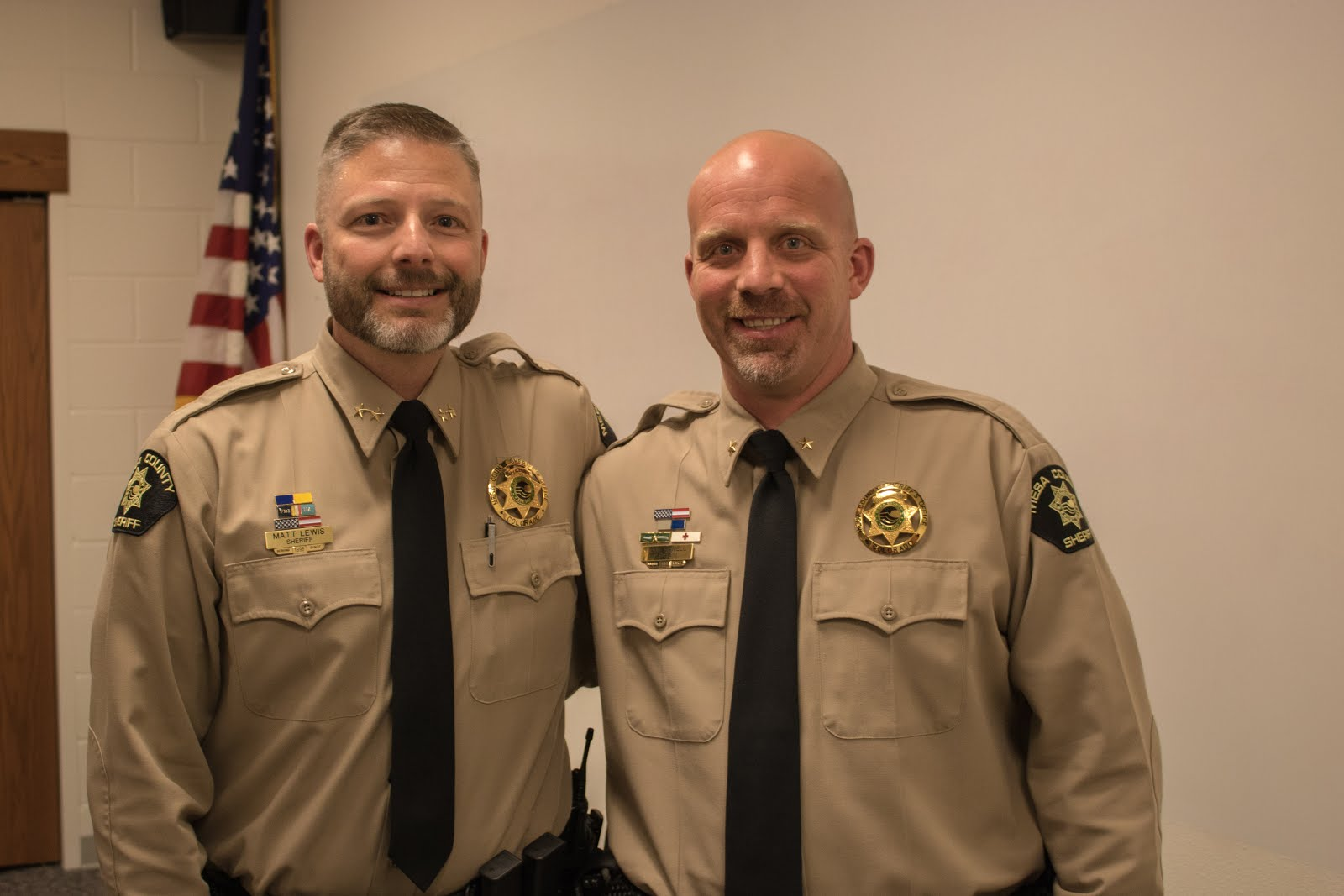 MCSO NEWS: MCSO Welcomes new Undersheriff