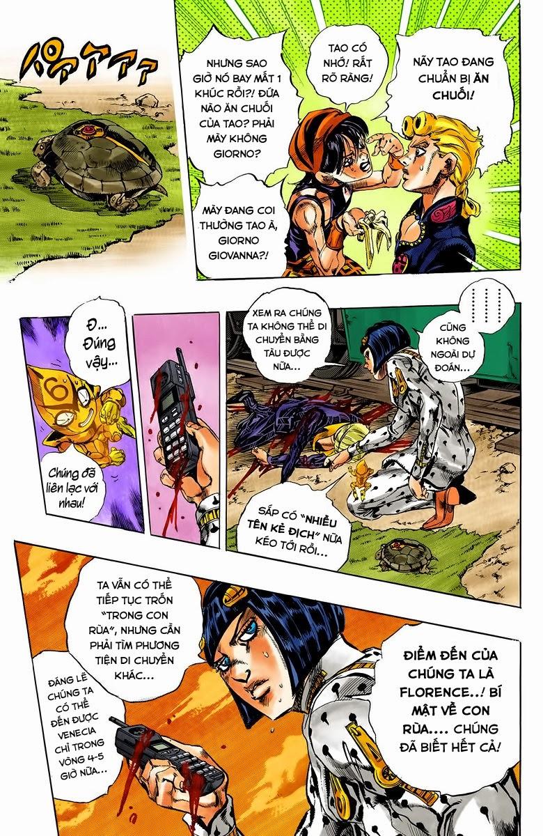 JoJo no Kimyou na Bouken Chap 499 - Truyen.Chap.VN